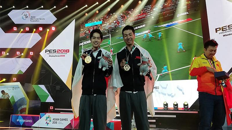 アジア競技大会eスポーツで金メダルを獲得した日本人選手