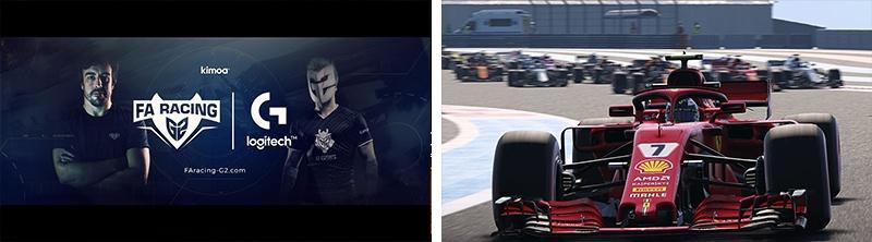 eスポーツとしての注目度が高い『F1 2018』
