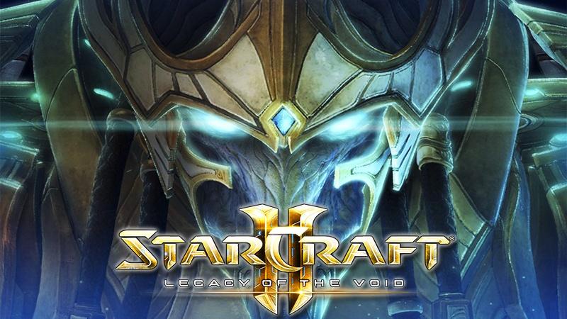 eスポーツ需要が高い『StarCraft II: Legacy of the Void』