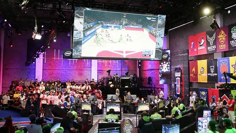 NBAもゲーム会社と共同でeスポーツリーグを開催