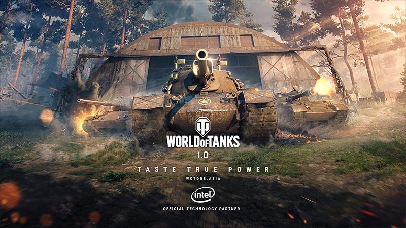 eスポーツを展開していた『World of Tanks』