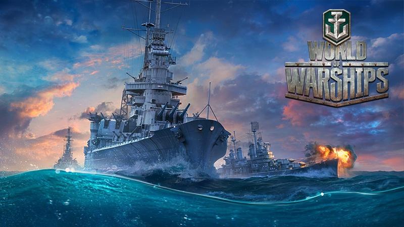 eスポーツを展開していた『World of Warships』