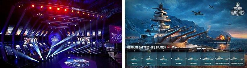 日本でもeスポーツ大会が開催された『World of Warships』
