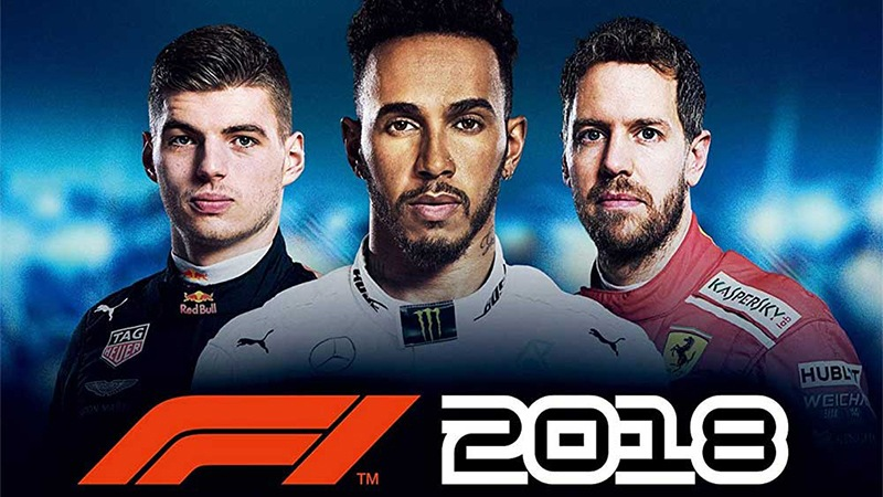 eスポーツに力を入れている『F1 2018』