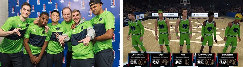 NBAがプロeスポーツリーグを設立して話題を集める『NBA 2K19』