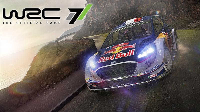 eスポーツも展開する『WRC7』