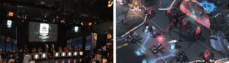 国際eスポーツ大会の種目として選ばれている『StarCraft II: Legacy of the Void』