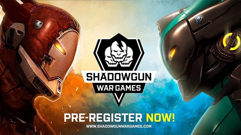 eスポーツ向けとして開発中の『Shadowgun War Games』