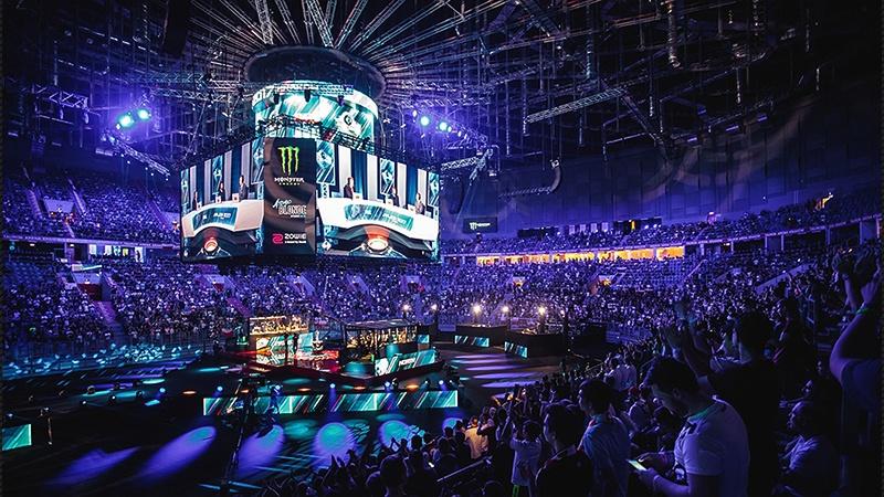 ゲームの未来を大きく変えるeスポーツ