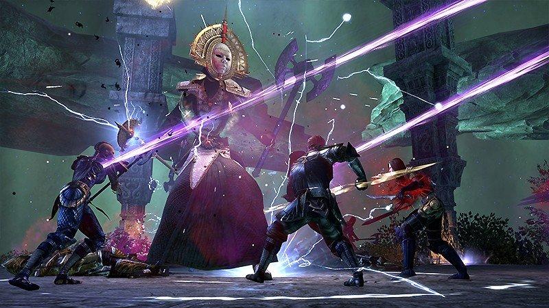 人気RPGをMMORPG化した『エルダースクロールオンライン』