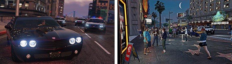 主人公を切り替えて遊べる『Grand Theft Auto V (グランド・セフト・オートV)』