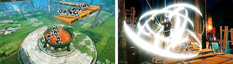 MMORPGのコンテンツは全て内包している『Craftopia / クラフトピア』