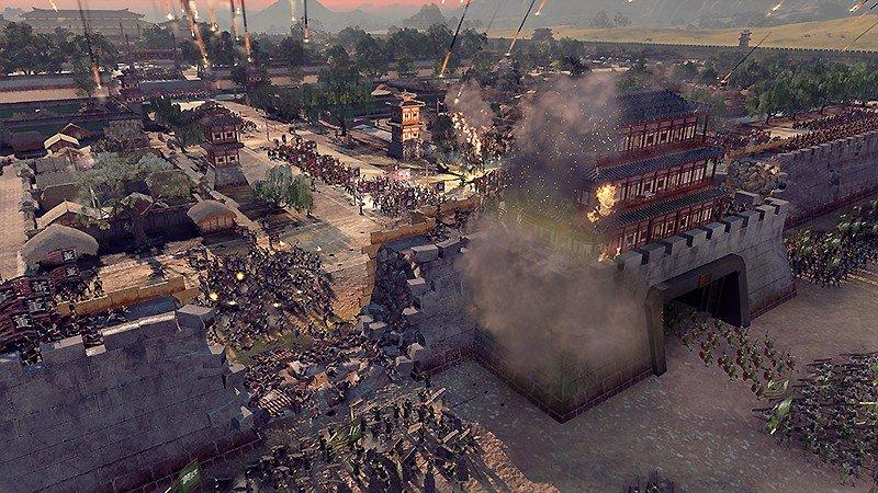 三国志の世界でプレイを楽しめる『Total War: THREE KINGDOMS』