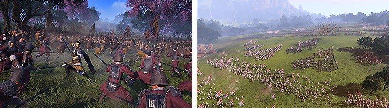 リアルな戦闘シーンが魅力の『Total War: THREE KINGDOMS』
