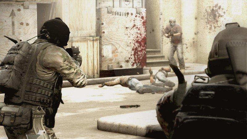 月間1100万人のユーザーが遊んでいるCounter-Strike: Global Offensive (CS: GO)