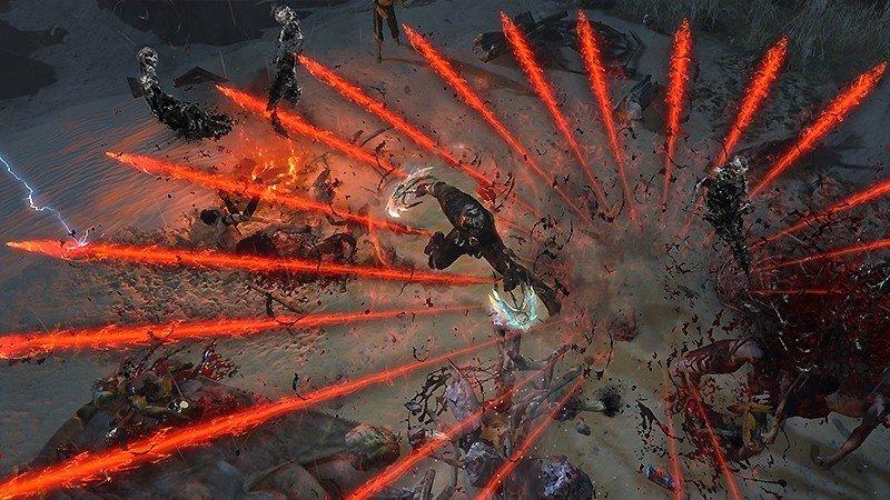 基本プレイ無料で遊べる『Path of Exile』