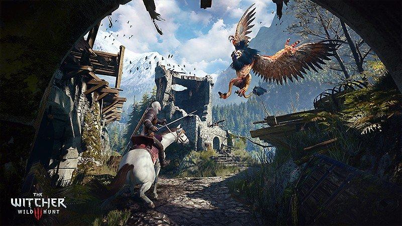 極上のグラフィックが魅力の『The Witcher 3: Wild Hunt (ウィッチャー3 : ワイルドハント)』