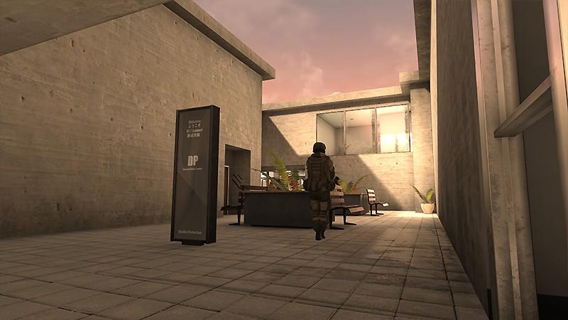 マルチプレイを楽しめる『Pavlov VR』