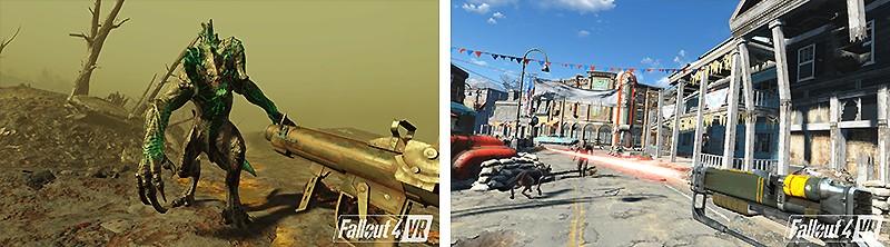 核戦争後の世界を描く『Fallout4 VR』