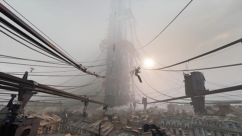 人気シリーズをVR化した『Half-Life: Alyx』