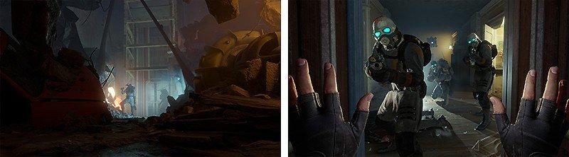ユーザー評価が高い『Half-Life: Alyx』