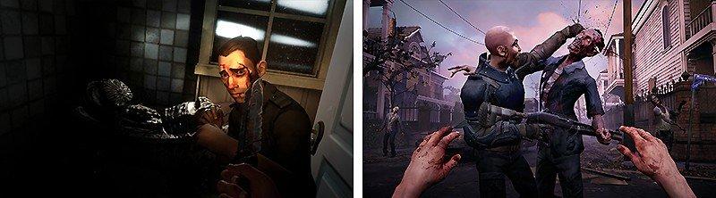 ゾンビだらけの世界を進む『The Walking Dead: Saints & Sinners』
