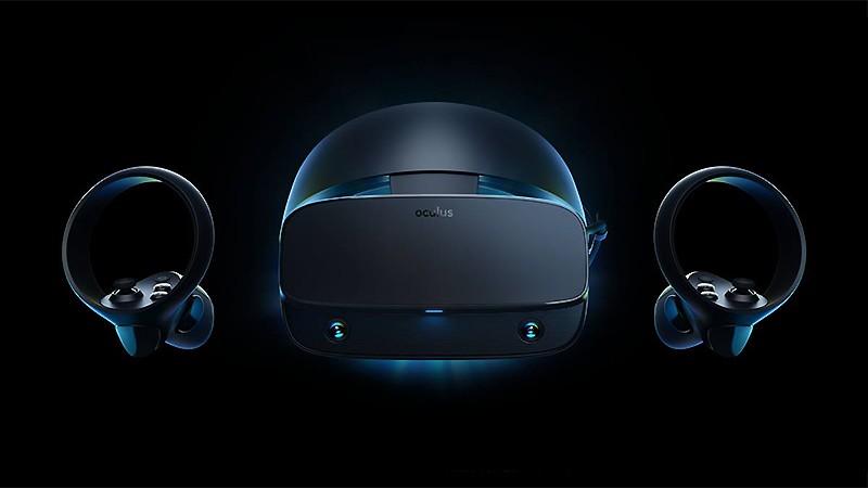 外部センサーなしでプレイできる『Oculus Rift S』