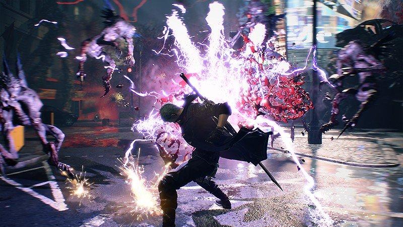 カプコンのハクスラ人気作『Devil May Cry 5』
