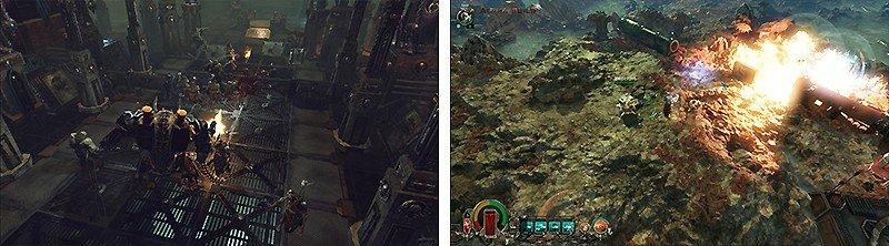 豪華グラフィックが魅力の『Warhammer 40,000: Inquisitor - Martyr』