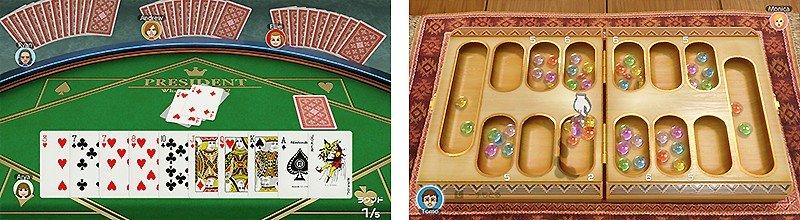 多彩なゲームで遊べる『世界のアソビ大全51』