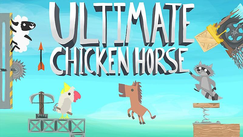 Switch向けのパーティーゲーム『Ultimate Chicken Horse』