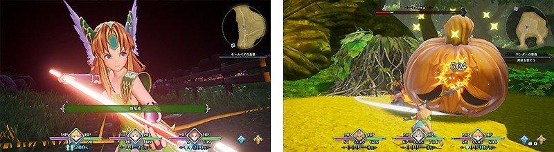 アクションRPGの面白さを体験できる『聖剣伝説3 TRIALS of MANA』