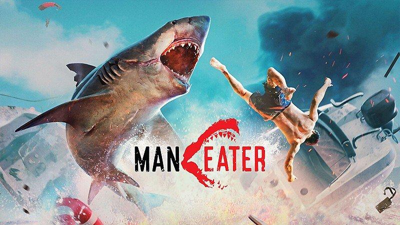 サメが主役のアクションゲーム『Maneater』