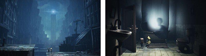 Switch向けホラーアクションゲーム『リトルナイトメア2』
