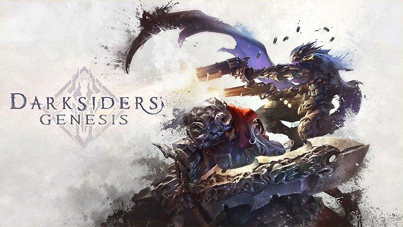 ハクスラ系アクションRPG『Darksiders Genesis(ダークサイダーズ ジェネシス)』