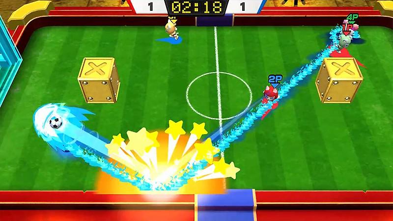 多彩なバリエーションを持つSwitch向けのサッカーゲーム