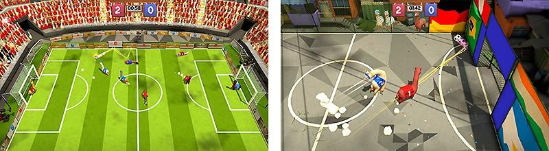 Switchの面白アクションゲーム『アルパカボール オールスター』