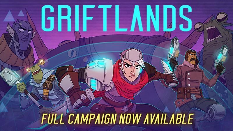 カードバトルを体験できる『Griftlands』