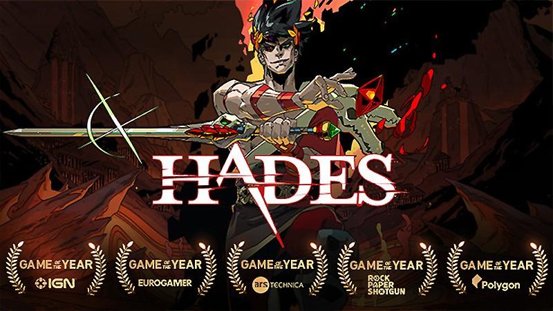 ユーザー人気抜群の『Hades』