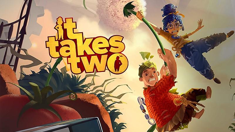CO-OPが特徴の『It Takes Two』