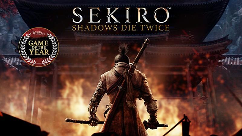 高難易度のアクションRPG『Sekiro™: Shadows Die Twice - GOTY Edition』