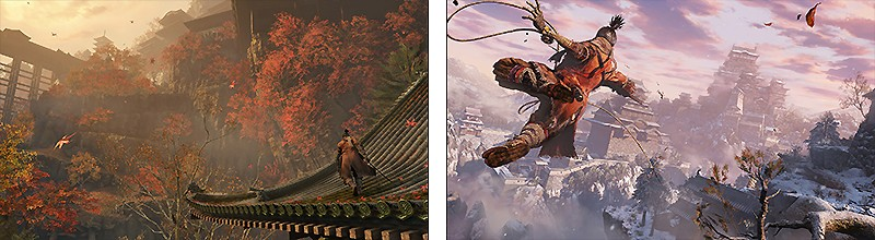 Steamでセール中の『Sekiro™: Shadows Die Twice - GOTY Edition』