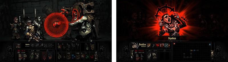 高難易度のローグライクRPG『Darkest Dungeon』
