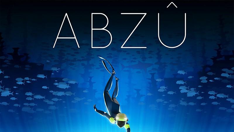 美しい世界を冒険できる『ABZU』