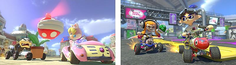シリーズ最多のキャラが登場する『マリオカート8 デラックス』