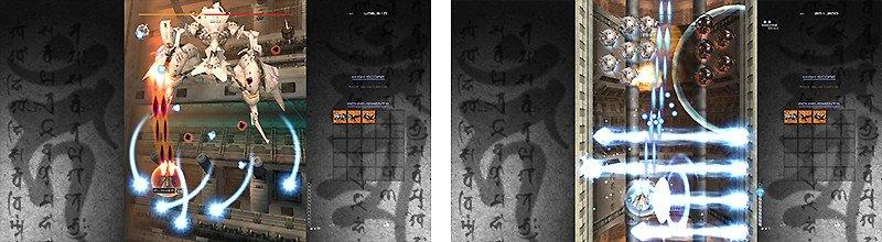 多くのファンを生み出した人気作『斑鳩 IKARUGA』Switch版