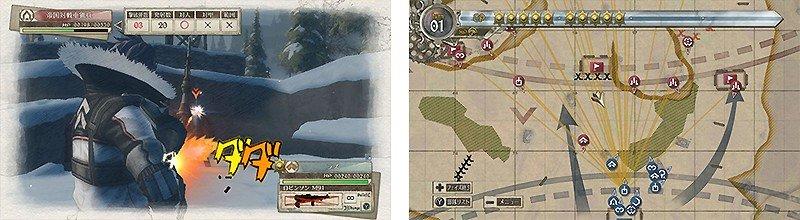 やり込み度満点のSLG『戦場のヴァルキュリア4新価格版』