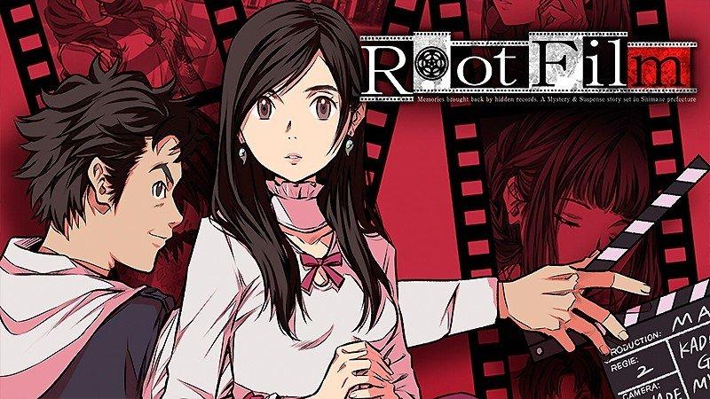 2名の主人公が主役の『Root Film』