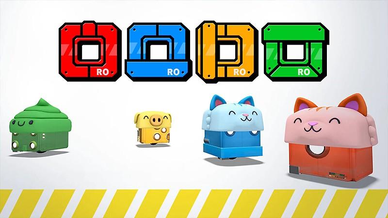 協力型のパズルゲーム『ロロロロ(rorororo)』
