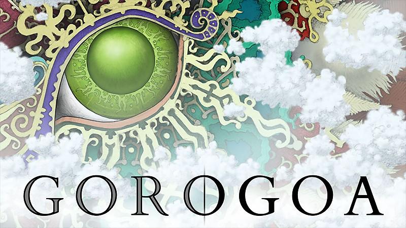 手書きイラストの世界でパズルを楽しめる『『ゴロゴア』(Gorogoa)』